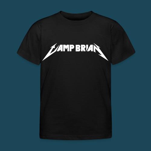 Camp Brian no skull vector - Kids' T-Shirt
