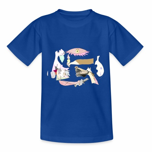 Pintular - Camiseta niño