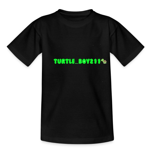Turtle_Boy211 Merch for Kids! - Kids' T-Shirt