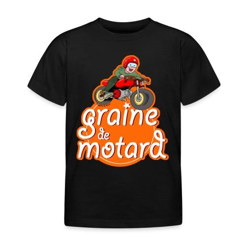 graine de motard - T-shirt Enfant