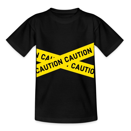 caution - Kinder T-Shirt