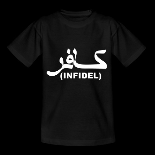 INFIDEL - Kids' T-Shirt