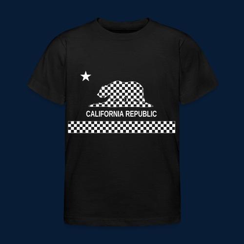 California Republic - Kinder T-Shirt