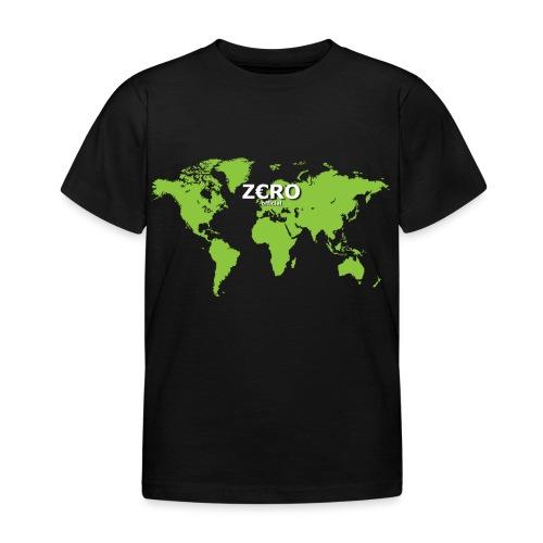 World Z€RO official - Kids' T-Shirt
