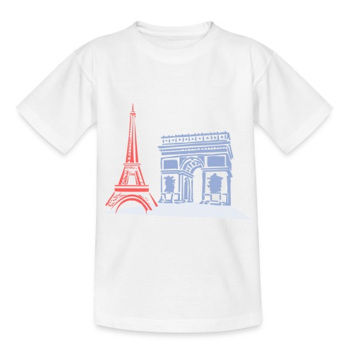 Paris - T-shirt Enfant