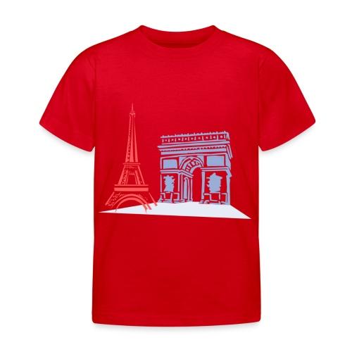 Paris - T-shirt Enfant