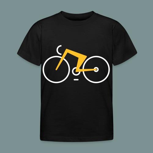 Bikes against cancer - Børne-T-shirt