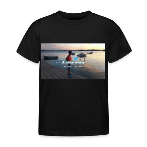 AustriaGAming - Kinder T-Shirt
