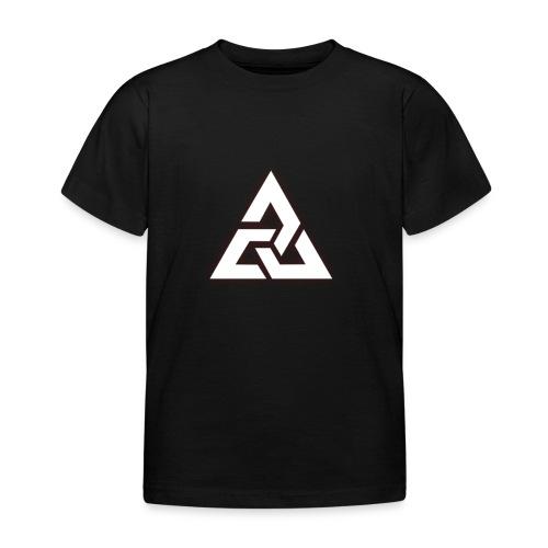 Großes Logo [JxsyFX] - Kinder T-Shirt