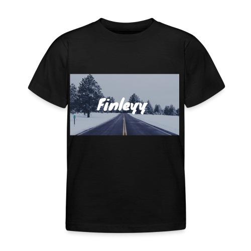 Finleyy - Kids' T-Shirt