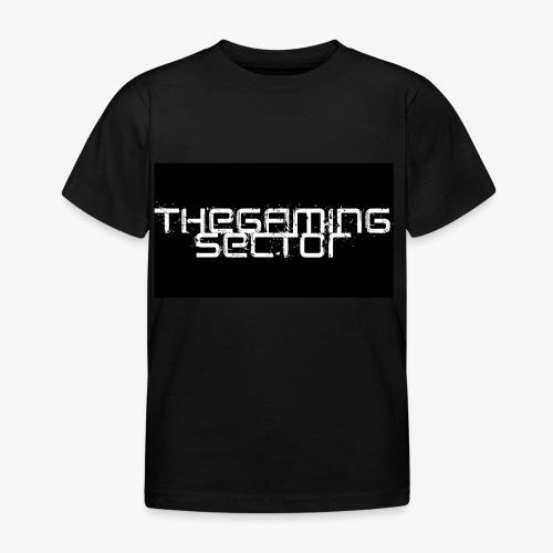 TheGamingSector Merchandise - Kids' T-Shirt