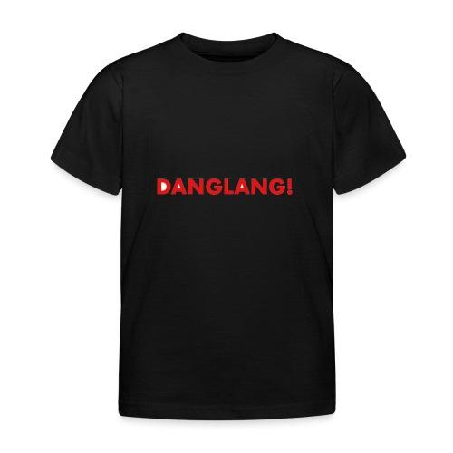 DANGLANG red - Kids' T-Shirt