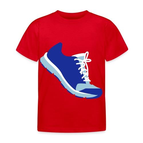 Laufschuh - Kinder T-Shirt