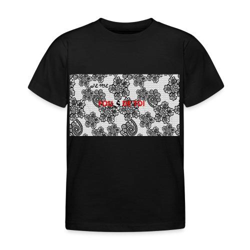JE ME FOUS DE TOI 3 edite - T-shirt Enfant