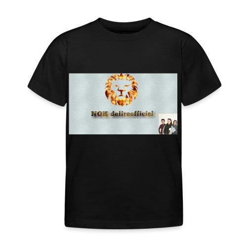 LES NOK - T-shirt Enfant