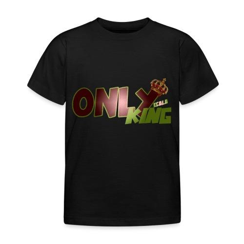 OnlyKing Ecolo design - T-shirt Enfant