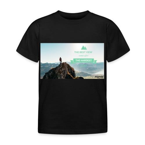 fbdjfgjf - Kids' T-Shirt