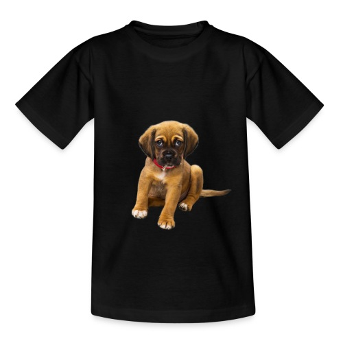 Süsses Haustier Welpe - Kinder T-Shirt
