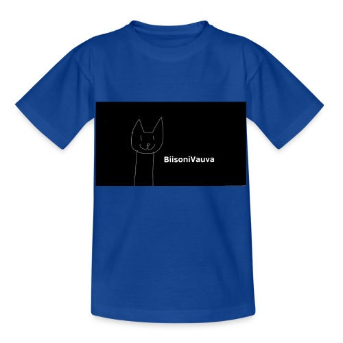 biisonivauva - Lasten t-paita