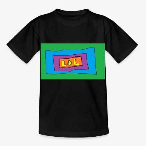 LOL is a word that i say all day - T-shirt barn