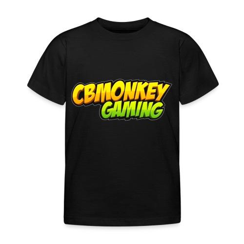 CBMonkey Text png - Kids' T-Shirt