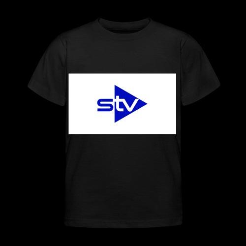 Skirä television - T-shirt barn
