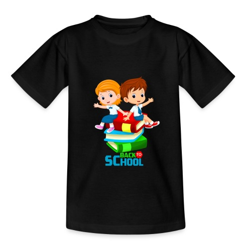 BACK to SCHOOL - T-shirt Enfant