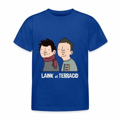 Laink et Terracid - T-shirt Enfant
