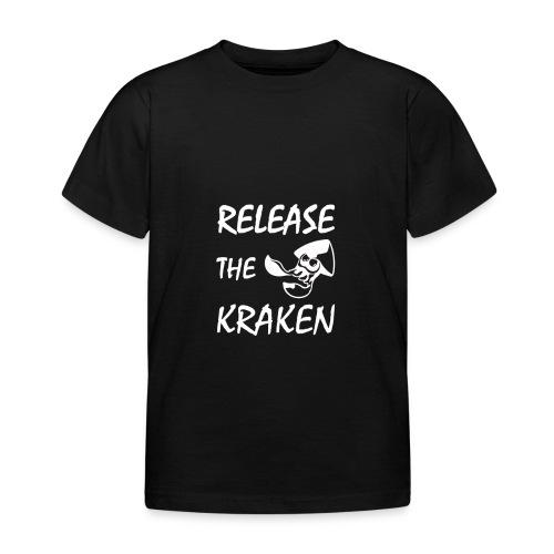 Release The Kraken - Kids' T-Shirt