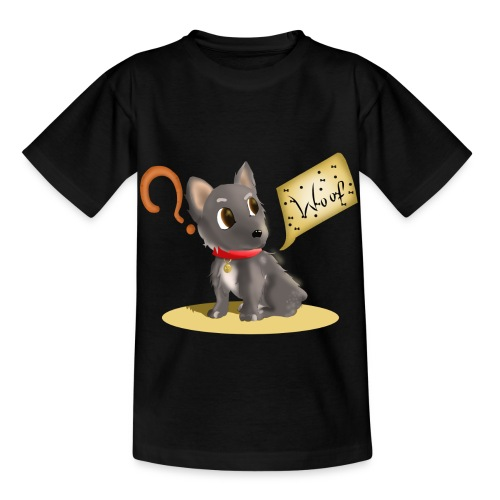 Perro - Camiseta niño