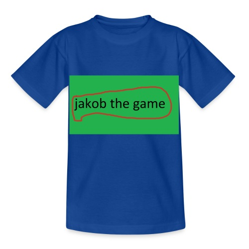 jakob the game - Børne-T-shirt