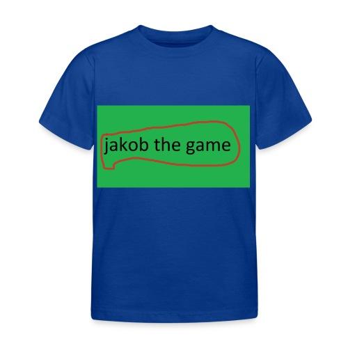 jakobthegame - Børne-T-shirt