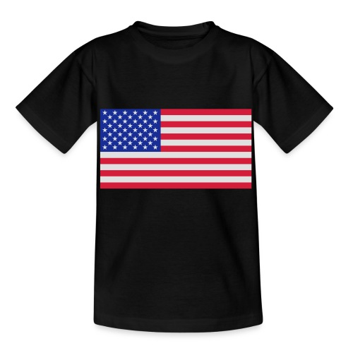 USA / United States - Kinderen T-shirt
