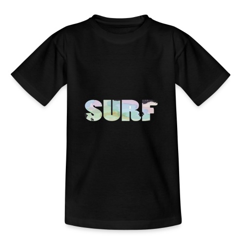Surf summer beach T-shirt - Kids' T-Shirt