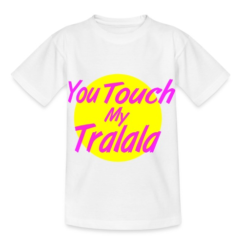 Tralala - T-shirt Enfant