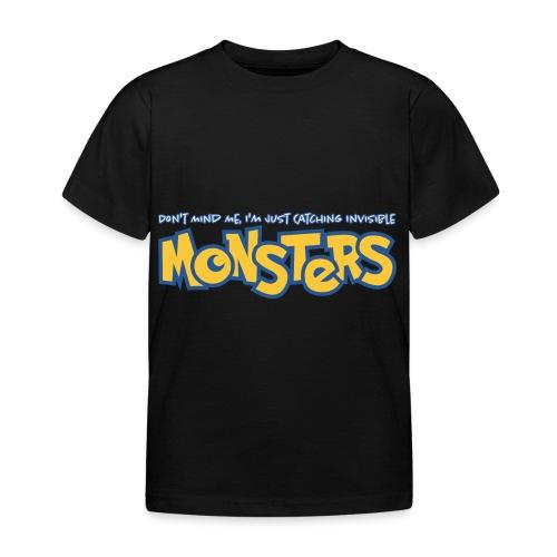Monsters - Kids' T-Shirt