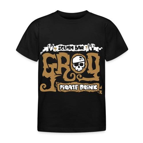 Scumm Bar Grog - Camiseta niño