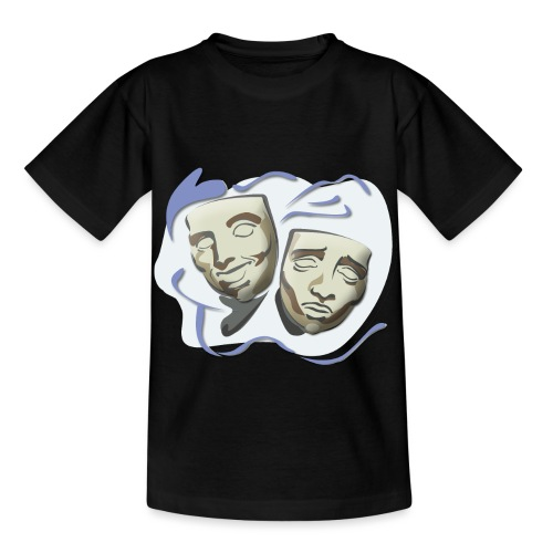 Theater/Theater - Kinder T-Shirt