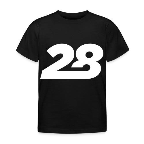 28 White - Kids' T-Shirt