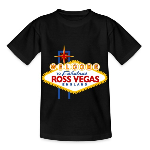 Ross Vegas - Kids' T-Shirt