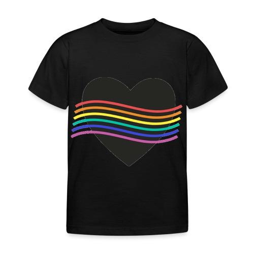PROUD HEART - Kinder T-Shirt