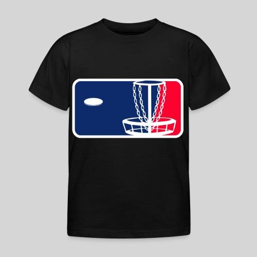 Major League Frisbeegolf - Lasten t-paita