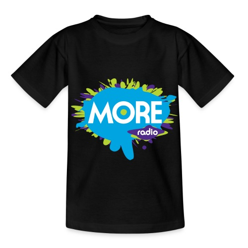 More Radio 2017 - Kinderen T-shirt
