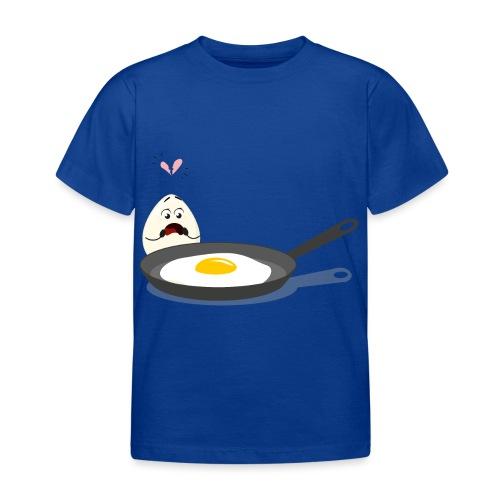 Broken Love, Eier, Liebespaar - Kinder T-Shirt