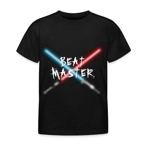Beat Master - The Beat Saber Tournament UK - Kids' T-Shirt