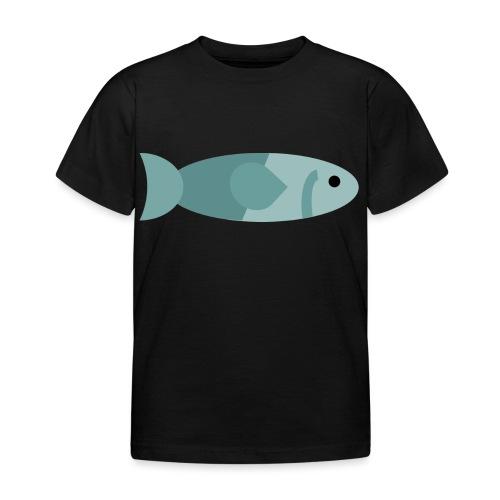 Fisch - Kinder T-Shirt