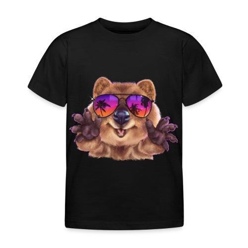 Cooler Quokka - Kinder T-Shirt