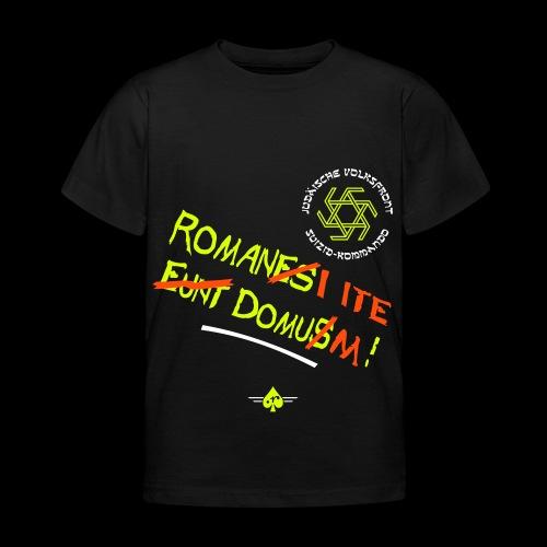 Volksfront (3col) - Kinder T-Shirt