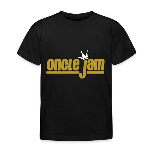 Oncle Jam horizontal or - T-shirt Enfant