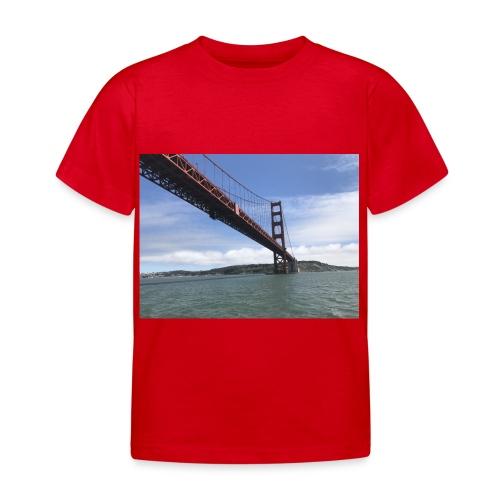 Golden Bro - Børne-T-shirt